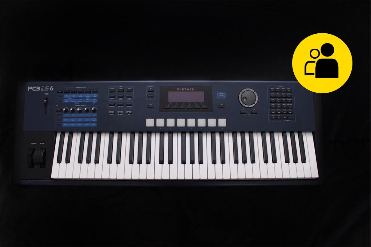 Kurzweil PC3 LE6 (Pre-Owned)
