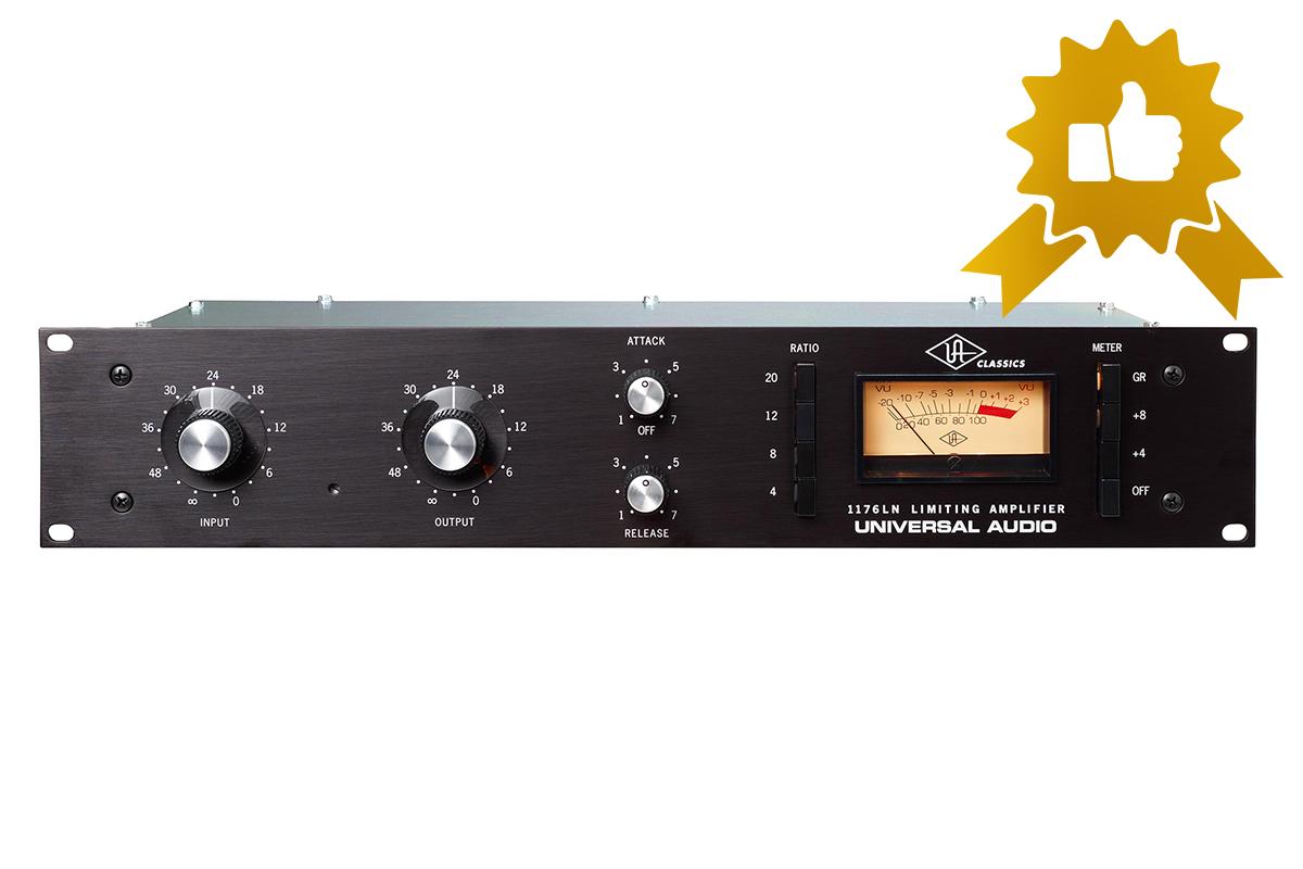 Universal Audio 1176 (Gold Class)